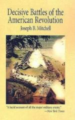 50497 - Mitchell, J.B. - Decisive Battles of the American Revolution
