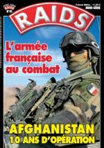 50559 - Raids, HS - HS Raids 41: L'armee francaise au combat. Afghanistan 10 ans d'operation