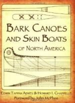 50615 - Tappan Adney-Chappelle, E.-H.I. - Bark Canoes and Skin Boats of North America