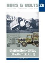 50665 - Baschin, J. - Nuts and Bolts 28: Gleisketten-LKWs 'Maultier' (Sd.Kfz. 3)