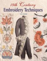 50669 - Marsh, G. - 18th Century Embroidery Techniques