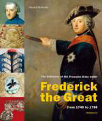 50760 - Hohrath-Zimmer-Boxberger, D.-J.-E. - Frederick the Great. The Uniforms of the Prussian Army under Frederick the Great from 1740 to 1786. Cofanetto 2 Voll