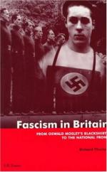 50837 - Thurlow, R.C. - Fascism in Britain. From Oswald Mosley's Blackshirts to the National Front