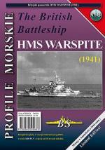 50927 - Brzezinski, S. - Profile Morskie 118: HMS Warspite, British Battleship 1941