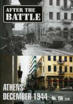 50969 - ATB,  - After the Battle 155 Athens December 1944