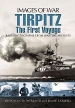 51042 - Canwell-Sutherland, D.-J. - Images of War. Tirpitz: the First Voyage