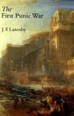 51096 - Lazenby, G. - First Punic War (The)