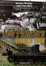 51117 - Mary, J.Y. - France 1940. Les Panzers