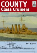 51272 - Brown, L. - County Class Cruisers - Shipcraft 19