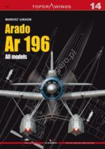 51282 - Lukasik, M. - Top Drawings 14: Arado Ar 196 All Models - decals by Cartograf