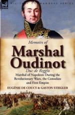 51283 - De Coucy-Stiegler, E.-G. cur - Memoirs of Marshal Oudinot