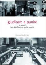 51336 - Baldissara-Pezzino, M.C. - Giudicare e punire