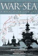 51361 - Faulkner, M. - War at Sea. A Naval Atlas 1939-1945