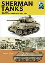 51383 - Oliver, D. - Sherman Tanks. US Army, North-Western Europe, 1944-1945 - TankCraft 11