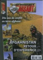 51429 - AAVV,  - HS Assaut 07: Afghanistan, Retour d'experience