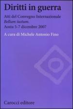 51478 - Fino, M.A. cur - Diritti in guerra