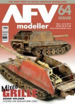 51524 - AFV Modeller,  - AFV Modeller 064. Mixed Grille