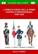 51536 - Verna, F. - Armata sarda nella Prima Guerra d'Indipendenza (L')