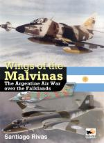 51603 - Rivas, S. - Wings of the Malvinas. The Argentine Air War over the Falklands