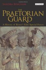 51634 - Bingham, S. - Praetorian Guard. A Concise History of Rome's Elite Special Force (The)