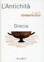 51672 - Eco, U. cur - Antichita': la Grecia (L')