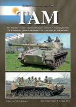51688 - Cicalesi-Rivas, J.C.-S. - Tankograd International 8006: TAM - Tanque Argentino Mediano