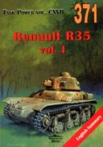 51692 - Ledwoch, J. - No 371 Renault R35 Vol 1 (Tank Power Vol CXVII)