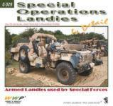 51697 - de Boer-Kautsky-Koran, J.-A.-F. - Present Vehicle 29: Special Operations Landies in detail. Armed Landies used by Special Forces