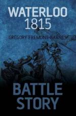 51723 - Fremont-Barnes, G. - Battle Story: Waterloo 1815