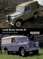 51729 - Taylor, J. - Land Rover Series III Specification Guide