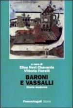 51760 - AAVV,  - Baroni e vassalli. Storie moderne