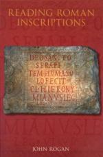 51780 - Rogan, J. - Reading Roman Inscriptions