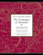 51793 - Romm, J. (ed.) - Landmark Arrian. The Campaigns of Alexander (The)