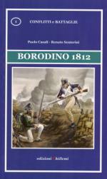 51908 - Casali-Scuterini, P.-R. - Borodino 1812 - Conflitti e battaglie 01