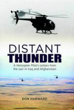 51957 - Harward, D. - Distant Thunder. A Helicopter Pilot's Letters from War in Iraq and Afghanistan