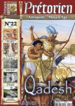 52001 - Pretorien,  - Pretorien 22. La bataille de Qadesh