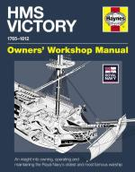 52084 - Goodwin, P. - HMS Victory. Owner's Workshop Manual. 1765-1812