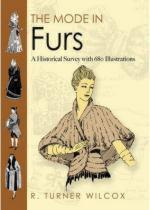 52093 - Wilcox, R.T. - Mode in Furs. A Historical Survey with 680 Illustrations (The)