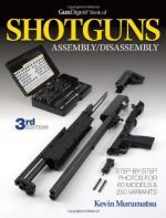 52100 - Muramatsu, K. - Gun Digest Book of Firearms Assembly/Disassembly: Vol V: Shotguns 3rd Ed