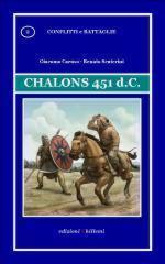 52224 - Caruso-Scuterini, G.-R. - Chalons 451 d.C. - Conflitti e battaglie 02