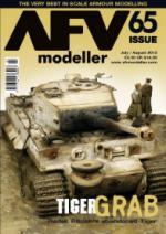 52247 - AFV Modeller,  - AFV Modeller 065. Tiger Grab