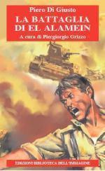 52278 - Di Giusto, P. - Battaglia di El Alamein. I ragazzi della Folgore (La)