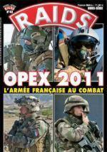 52283 - Raids, HS - HS Raids 43: OPEX 2011: L'Armee francaise au combat