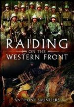 52382 - Saunders, A. - Raiding on the Western Front