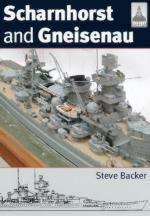 52504 - Backer, S. - Scharnhorst and Gneisenau - Shipcraft 20