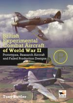 52551 - Buttler, T. - British Experimental and Prototype Aircraft of WWII