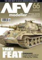 52660 - AFV Modeller,  - AFV Modeller 066. Tiger Feat