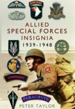 52685 - Taylor, P. - Allied Special Forces Insignia 1939-1948