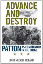 52730 - Nelson-Roger, R.J.-C. - Advance and Destroy. Patton as Commander in the Bulge