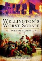 52800 - Divall, C. - Wellington's Worst Scrape. The Burgos Campaign 1812